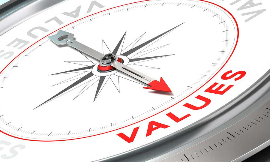 Company culture and values