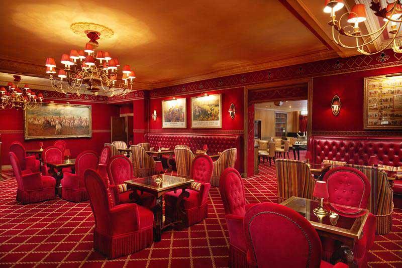 The New York Bar - Rubens Hotel