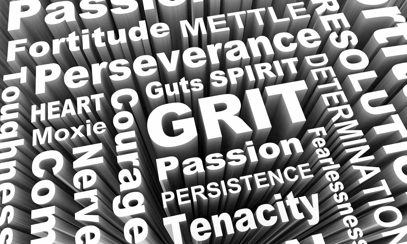 Success - failure - determination - persistence