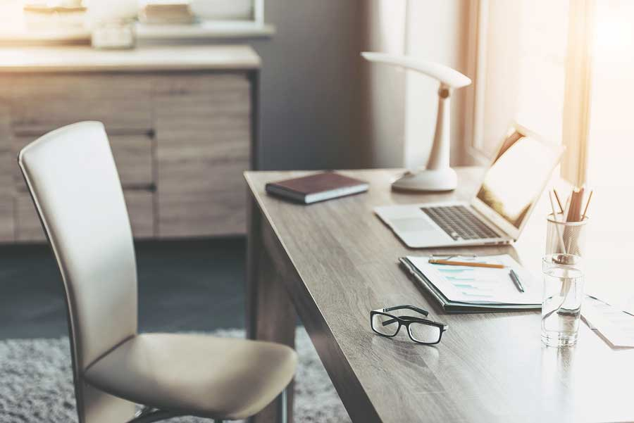 flexible working - working from home