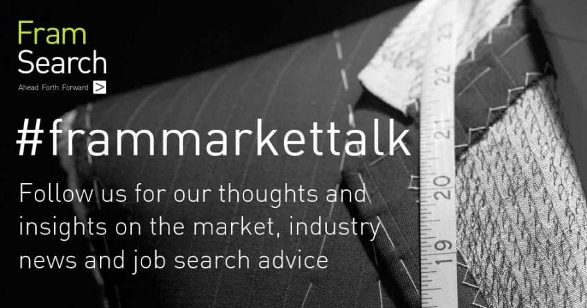 Fram Search - LinkedIn hashtags - market talk