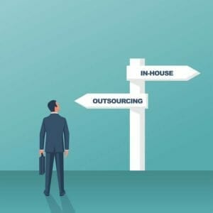 in-house or outsource recruitment