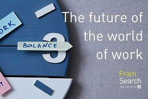 Survey June 2020 - future of the world of work
