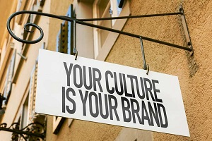 Branding - culture and values