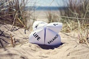 working smarter - work life balance