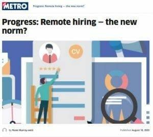 Metro - Fram Search - Aug-2020