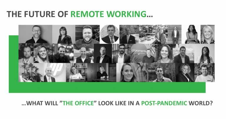 TechRound - the future of remote working